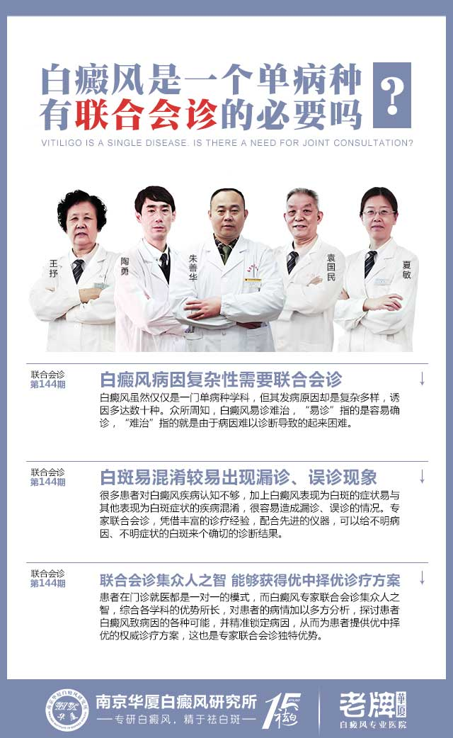 庆五一 | 南京华厦大型公益会诊(第144期)